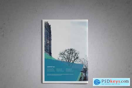Corporate Business Brochure 4110533