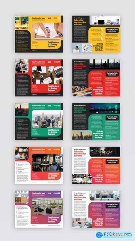 Trifold Brochure 3376370