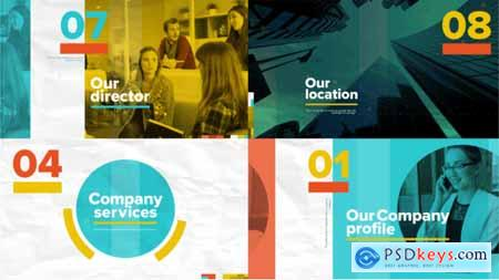 Videohive Corporate Opener Presentation 24788745