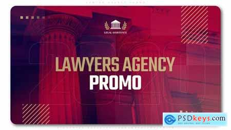 Videohive Lawyer Agency Promo 25132918