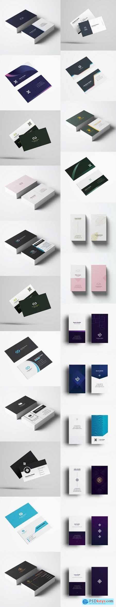 Business Card Templates Bundle