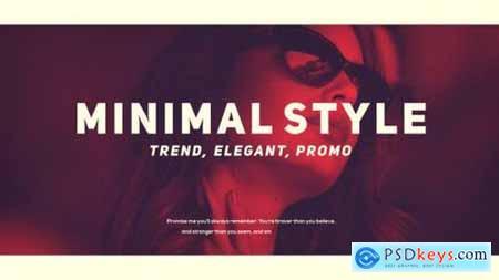 Videohive Trend Promo 25101239