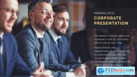Videohive Corporate Presentation - 24758348