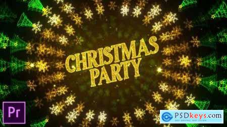 Videohive Christmas Party Invitation - Premiere Pro 25125831