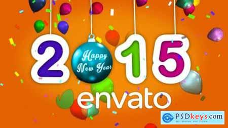Videohive Happy New Year Celebrations 6403529