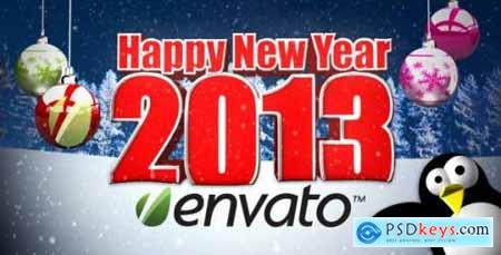 Videohive Happy New Year 3465946