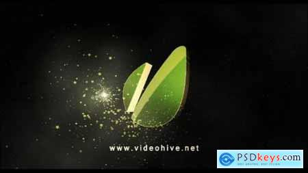 Videohive Christmas Star Logo - After Effects Template 3394618