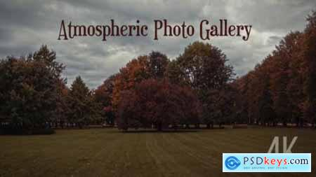 Videohive Atmospheric Photo Gallery 4K 24853101