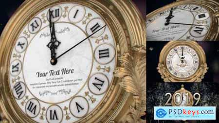 Videohive New Year Eve Countdown 13974126
