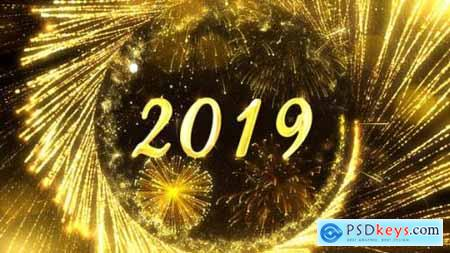 Videohive New Year Countdown 2019 23027671