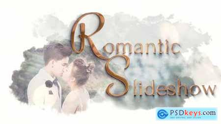 Videohive Romantic Slideshow - After Effects Template 21406290