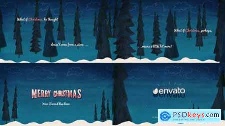 Videohive Winter Card 13562617