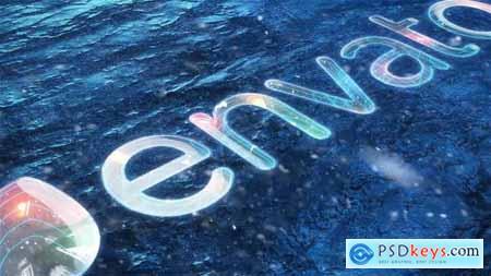 Videohive Christmas Logo 23014472
