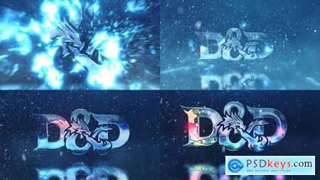 Videohive Christmas Logo 23000322