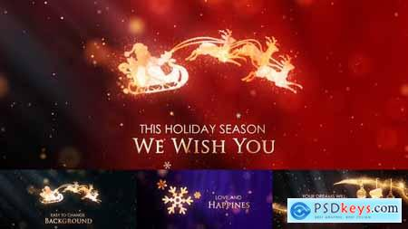Videohive Christmas & New Year Holiday 23015663