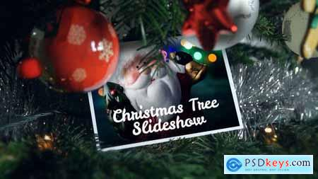 Videohive Christmas Tree Placeholders 23019039