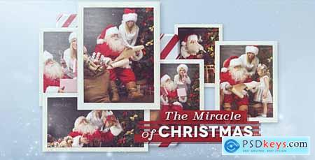 Videohive Christmas Slideshow 9409134