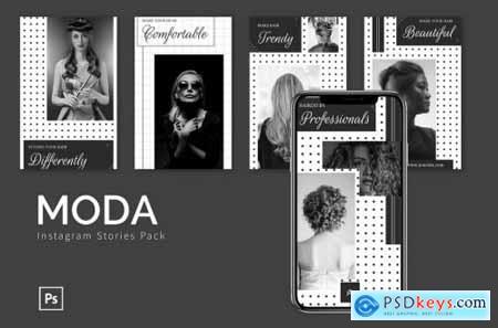 Moda - Instagram Story Pack