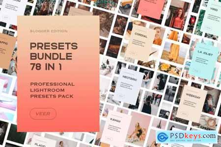 Presets Lightroom Bundle Mobile 4242208