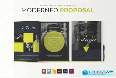 Moderneo - Proposal by Vunira