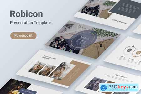 Robicon Powerpoint Google Slides and Keynote Templates