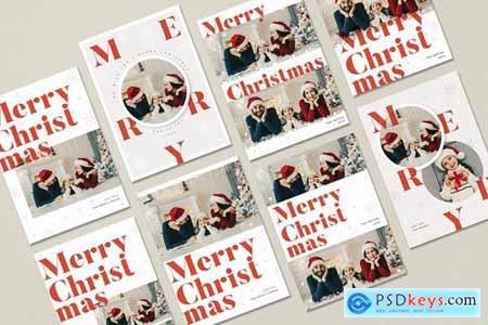 Christmas Photo Card Holiday Card