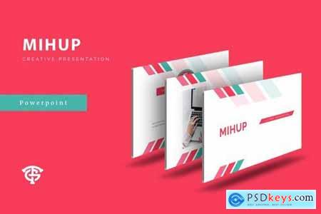 Mihup - Powerpoint Google Slides and Keynote Templates