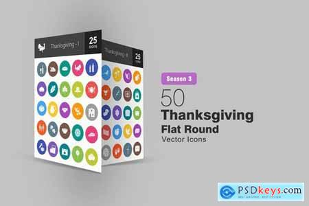 Thanksgiving Icons Pack
