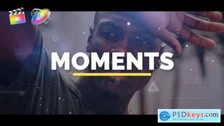 Videohive Moments 25150004