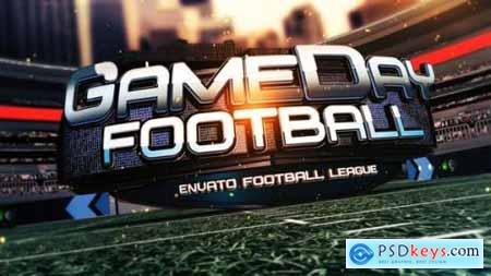 Videohive Football Gameday Opener 22482808