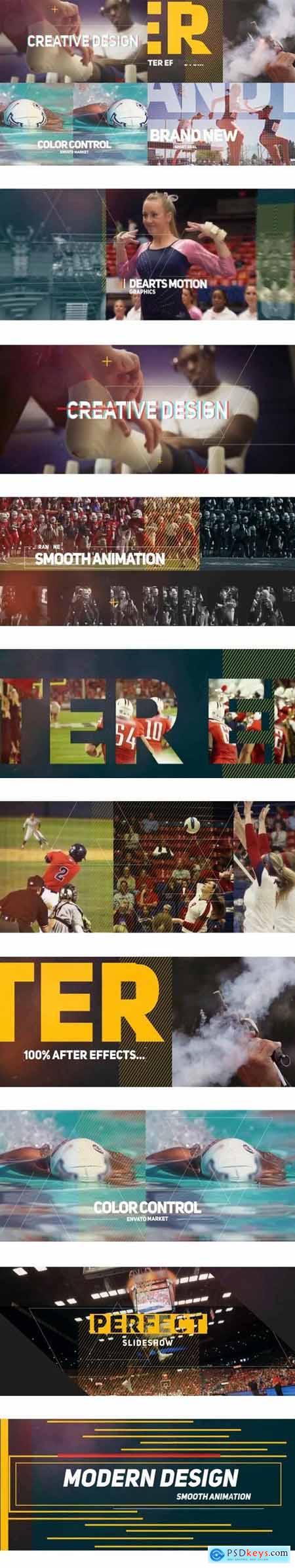 Videohive Sport Reel 23053050