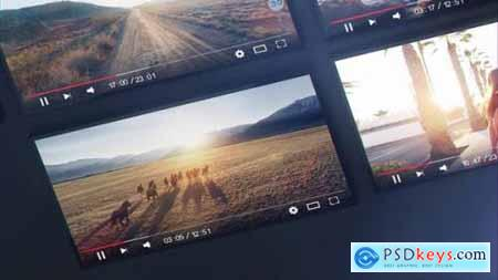 Videohive YouTube Channel Promo 25154070