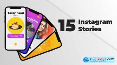 Videohive Instagram Stories Collection 24253826