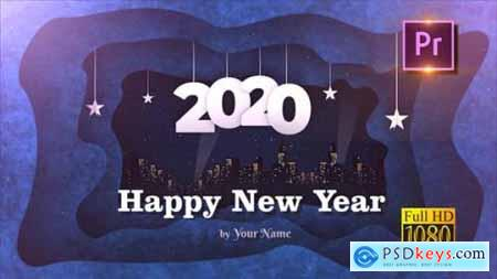 Videohive New Year Opener 2020 Premiere PRO 25138990