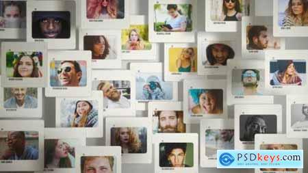 Videohive Slides Logo Opener 25135889