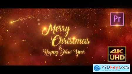 Videohive Christmas Premiere Pro 25136381