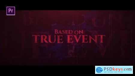 Videohive Cine Credit V7 25140090