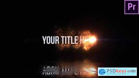 Videohive Magical Fire Title 25082006
