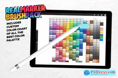 CopicArt markers set for Procreate 3332638