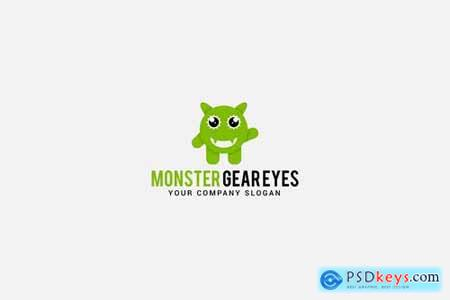 monster gear eyes