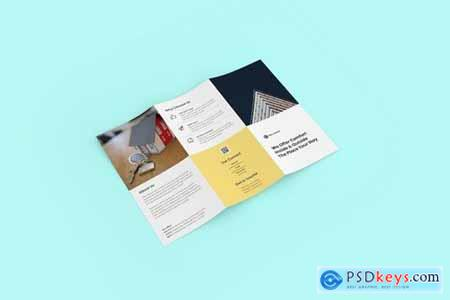Real Estate Tri-fold Brochure