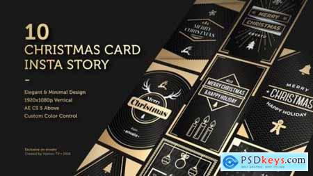 Videohive Instastory Christmas 22882604