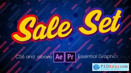 Videohive Sale Set 21503858