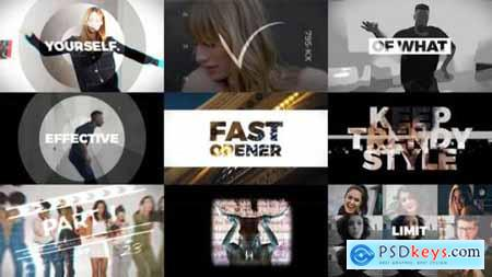 Videohive Fast Opener 23079648