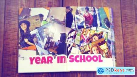 Videohive School Yearbook 19735846