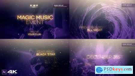 Videohive Magic Music Event v2.0 14074346