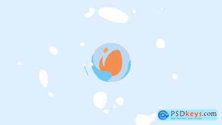 Videohive Cartoon Liquid Intro 23193759