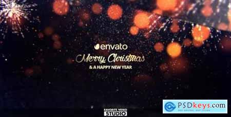 Videohive Christmas Slideshow 18627388