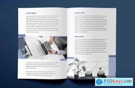 Startup Brochure Bifold