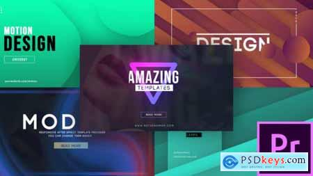 Videohive Creative Titles Pack MOGRTs 25160957